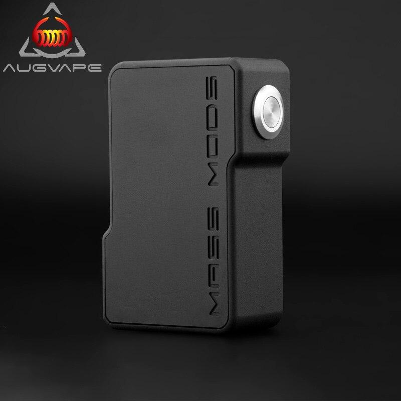 Augvape S2 Squonk Caixa Mod Cigarro Eletrônico Mod Mods ERM 8ml Garrafa Removível Porta Trabalhar com Um Único 18650 Bateria vape Mod