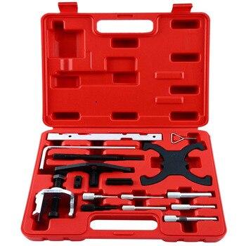 Motor Timing Tool Kit Ford Mazda Nokkenas En Vliegwiel Vergrendeling Tool-in Gereedschapsdelen van Gereedschap op