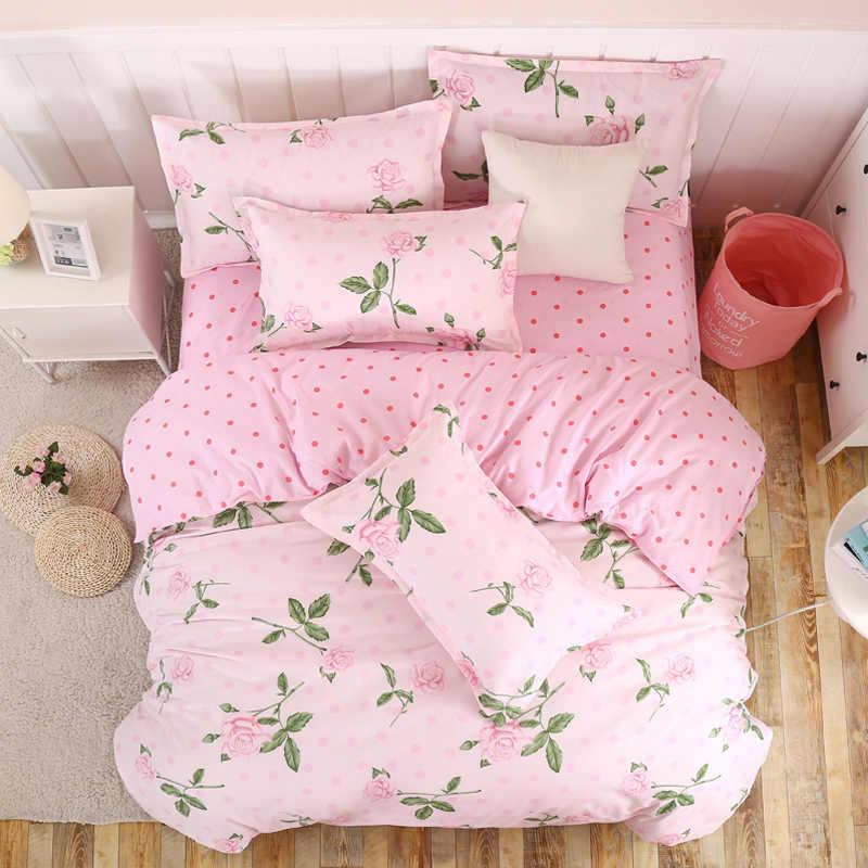 Leopard pattern Print Home Bedding Sets Duvet Cover Bedclothes Pillowcase Flat Sheet King Queen Double Twin 3/4pcs bed sets