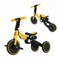 Children's balance bike 1-5 years old bicycle triple scooter baby sliding tricycle 1