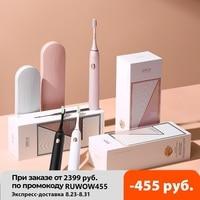 SOOCAS X3U cepillo de dientes sónico cepillo de dientes eléctrico para Xiaomi Mijia Ultra sónico automático actualizado tipo C rápido recargable adulto cepillo electrico dientes IPX7 impermeable cepillo dientes