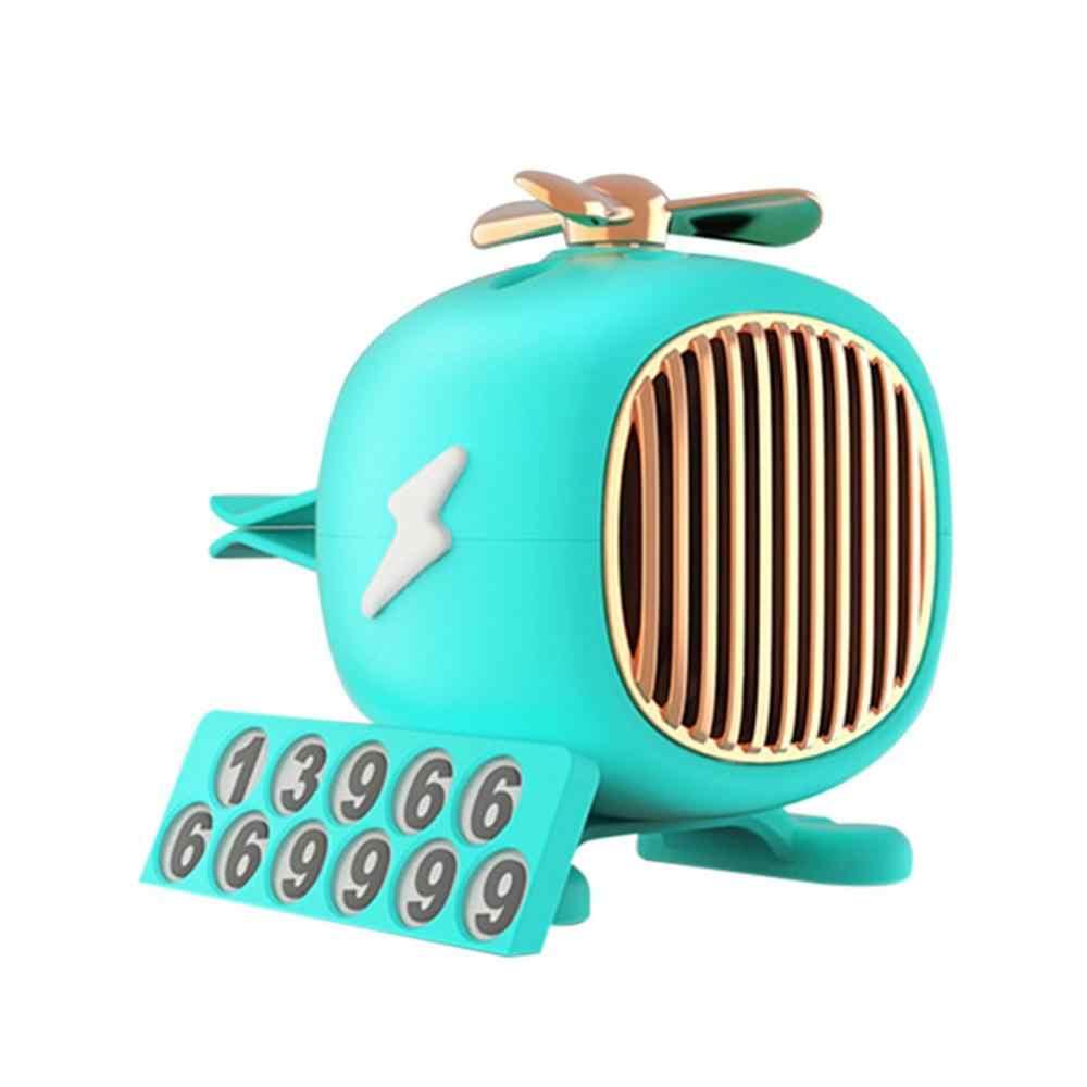 Helicopter Car Air Outlet Air Freshener Car Perfume Car Diffuser 2
