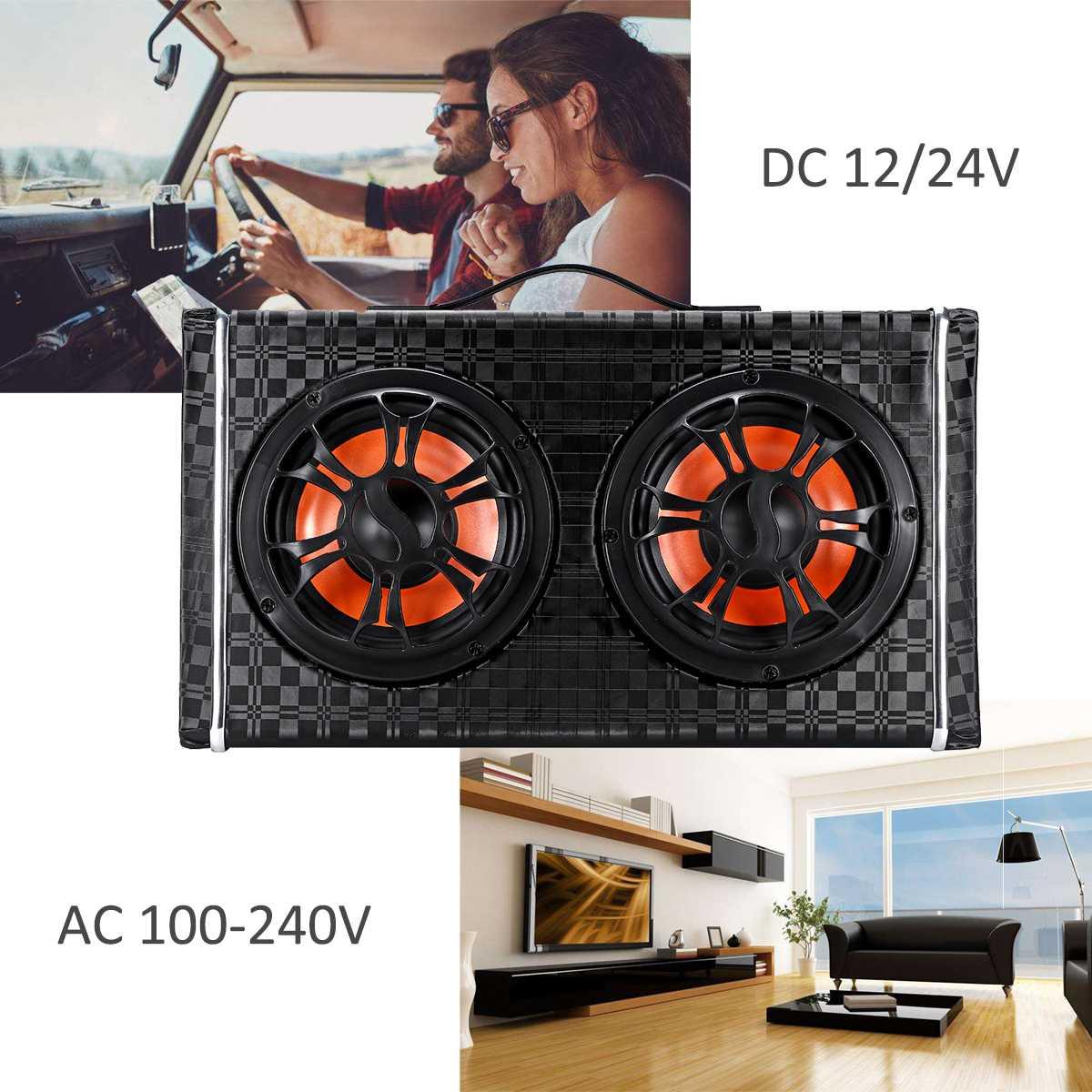 6 cal 600W Subwoofer samochodowy silne Subwoofer głośnik samochodowy Auto Super bas głośnik do samochodowego systemu Audio aktywny głośnik niskotonowy wbudowany Amplifers