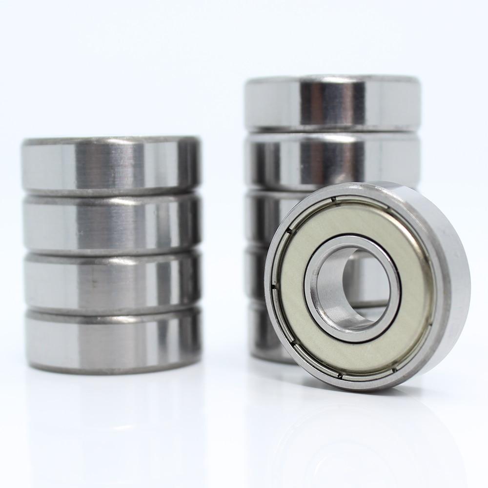 6000-ZZ metal shields bearing 6000 2Z bearings 6000ZZ 10x26x8 mm 6000-Z Qty.10
