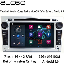Car Multimedia Player Stereo GPS DVD Radio Navigation Android Screen for Opel Vauxhall Holden Corsa Barina Vita C D Zafira A B for mercedes benz c class w205 2015 2019 ntg original style multimedia player hd screen stereo android car gps navi map radio