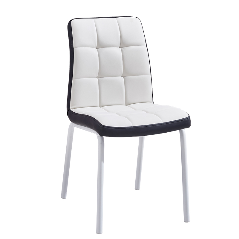 Nordic Chair Modern Simple Dining  Home Economical  Backrest  Small Family Bench    leisure chair