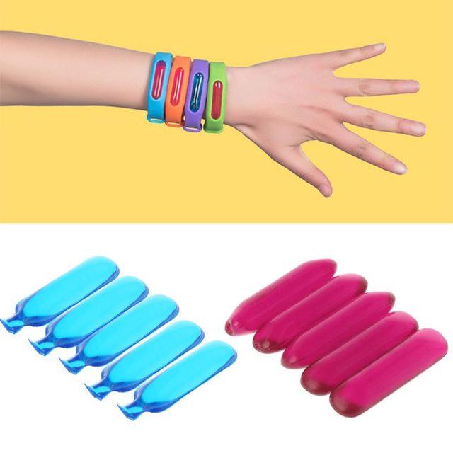 Natural Anti-Mosquito Repellent Bracelets.