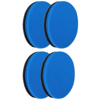 SANQ 4 Pack Filter Replacement for Bissell Febreze Style 1214 Cleanview & PowerGlide Pet image
