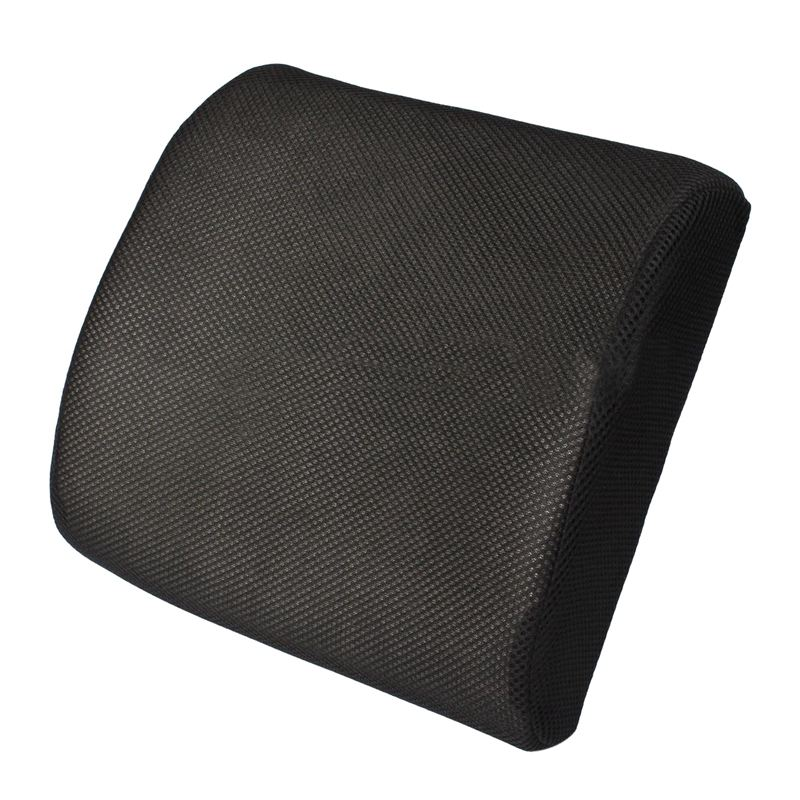 Lumbar Back Support Cushion Pillow Memory sponge Waist for Office Home Chair Car Seat|Seat Supports| |  - title=