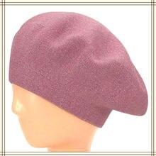 Женский кашемировый берет Женская кашемировая вязаная шапка