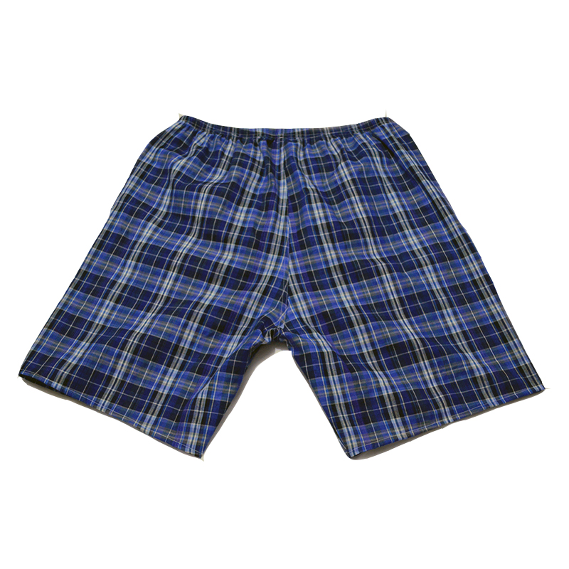 Cheap Cotton Summer Mens Sleep Bottoms Pajamas Shorts Sleepwear Pants Pajamas Male Men At-home Sleep Shorts Men Sleeping Shorts