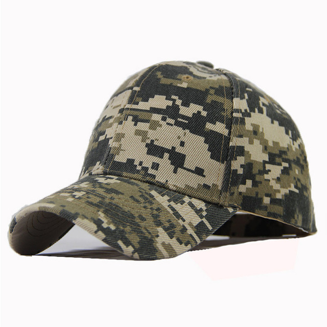 Camouflage Outdoor Sport Caps Tactical Baseball Hat Military Camo Hiking Casquette Hunting Cap Fashion 3