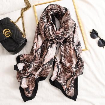 Damas moda leopardo franja de viscosa chal de mujer bufanda de alta calidad abrigo Pashmina estola de Bufandas Hijab musulmán redecilla 180*100Cm