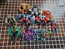 Original shf ben novo de alta qualidade protetor da terra família figuras ação brinquedos