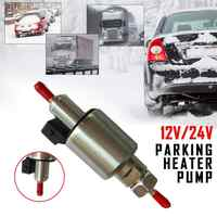 Universal 12 / 24V 1KW-5KW Car Air Heater Diesel Pump for Car Air Parking Heater Fit For Webasto Eberspacher Auto Heater Parts