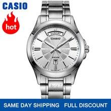Casio watch Fashion business pointer waterproof quartz watch MTP-1381D-7A MTP-1381G-9A MTP-1381L-7A MTP-1381D-1A MTP-1381G-1A цена 2017