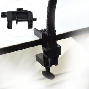 Image 5 - Main factice Flexible pour sentraîner en Nail Art, présentoir pour sentraîner, modèle souple pour la peinture, outil de Salon de manucure, 1 pièce, SAND275