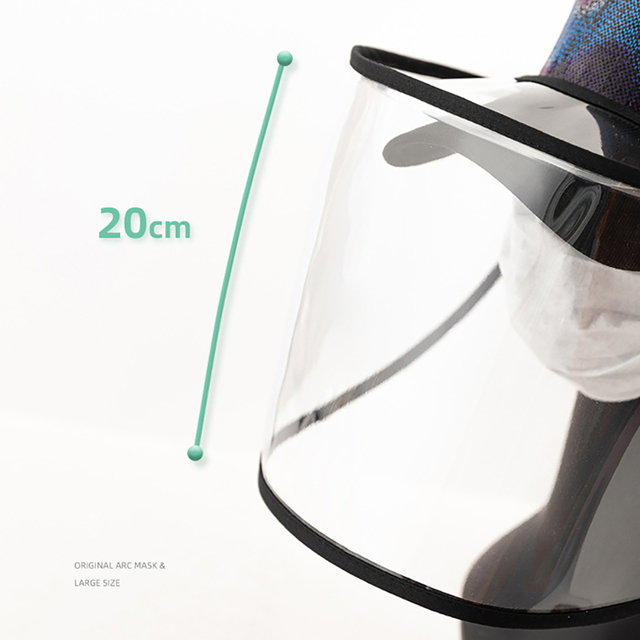 Protection Anti-Fog Splash-Proof Eye Protection Dust-Proof Cover 3