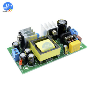 Image 2 - 12V 2A 24W AC DC Isolated Power Buck Converter 220V to 12V Step Down Switch Power Module  20 60 degrees Overcurrent Protection