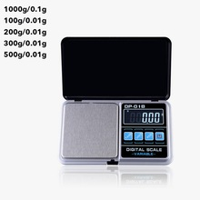 Multifunction Digital Scales 100/200/300/500/1000g 0.01/0.1g High Precision Mini Jewelry Scale Backlight Gram Weighing Balance hxx high precision multifunction new dro set gcs900 2da and 2 pc linear glass scales 5u gcs898 50 1000mm for machines