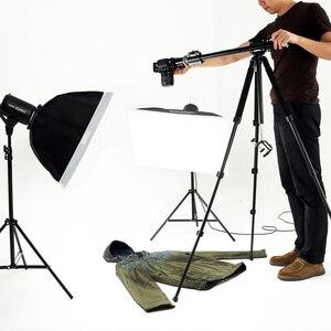 Image 5 - Cadiso Soporte de brazo para cámara, extensión de trípode Horizontal, barra de brazo cruzada, soporte profesional, Disparo Vertical