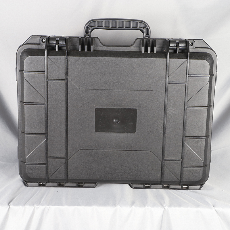 Concise And Beautiful Easy To Carry Plastic Tool Case Tool Box For Metal Detector And Outdoor Equipment