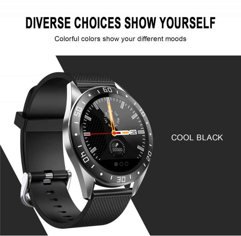 <font><b>GT105</b></font> Smart watches Waterproof Sports for iphone phone <font><b>Smartwatch</b></font> Heart Rate Monitor Blood Pressure Functions For Women men kids image
