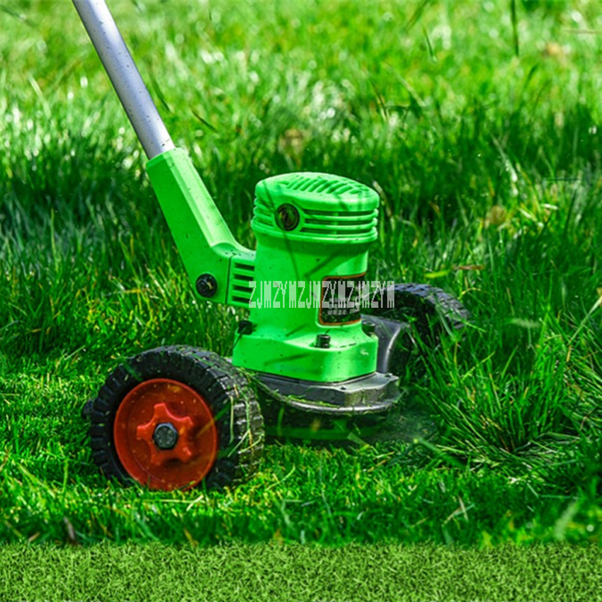 12 Cutter Grass Household Mower Lawn Lawn 680W Grass In Portable Plug Electric Machine 220V Trimmer HKL Garden Cutting 230 Mower