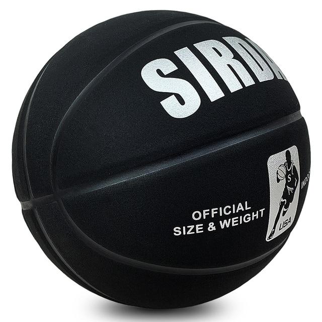 Soft Microfiber Basketball Size 7