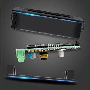 "Image 5 - Peacefair 6in1 220V 100A AC שלב אחד דיגיטלי לוח Amp וולט הנוכחי מטר ואט גורם כוח קוט""ש אנרגיה מד עם סליל CT"