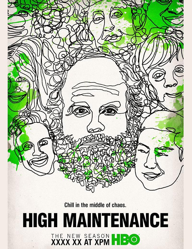 难以伺候 第四季 High Maintenance Season 4
