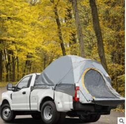 New Full Size Pickup Truck Bed Cover Outdoor 4 Adult Camping Tent Tents Aliexpress