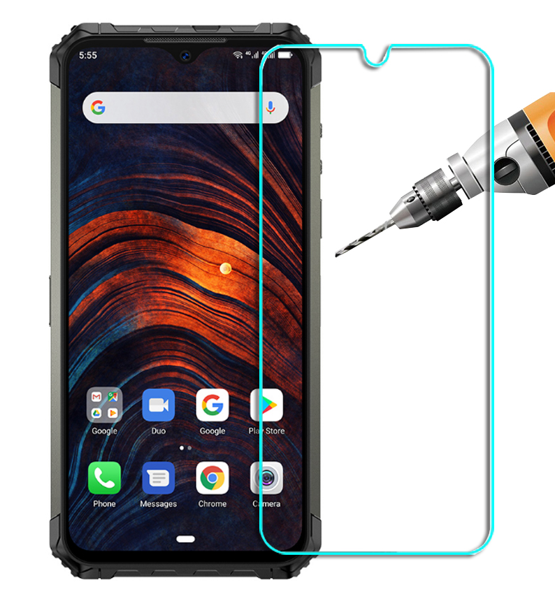 For Ulefone Armor 7 X3 X5 Tempered Glass Phone Screen Protector For Ulefone Armor7 Armor 7 X 3 X 5