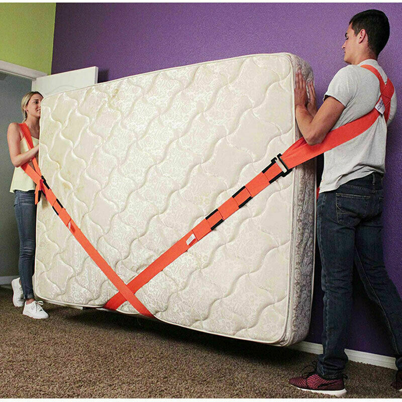 Heavy Furniture Forearm Forklift Lifting Moving Hands Shoulder Straps Aid Tool Carry Heavy Furniture Appliances