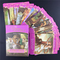 Колода карт Таро «романские Ангели», новая колода карт Таро на английском языке, двойная игра Дорин вирэнт из печати