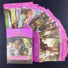 Cartes de Tarot à l'effigie des anges Oracle, double jeu par Doreen, version anglaise, Romance, nouveauté