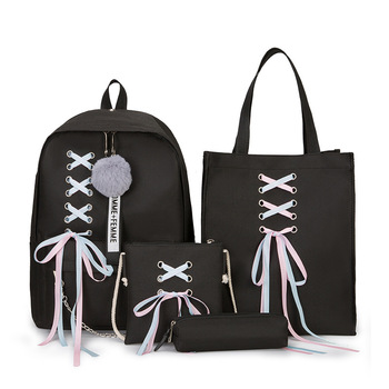 fashion-women-backpacks-4-set-school-backpack-korean-design-college-school-bags-for-teenage-girls-kids-school-bag-shoulder-bag