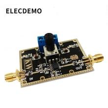 THS4001 yüksek frekanslı operasyonel amplifikatör modülü ile ters fazlı olay ortak mod reddetme oranı 100dB 100mA