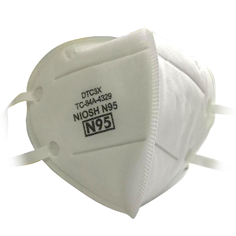 Image 3 - 20PCS Masks N95 Surgical Half Face Mask N95 Mask Respirator N95  Mask Anti Virus N95 Respirator Mask Bulk Medical Face MaskParty Masks