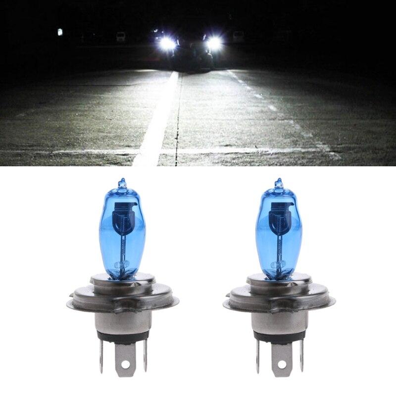 1 пара H4 100 Вт/90 Вт 12 В HOD Xenon H/L балки галогенный автомобильный светильник