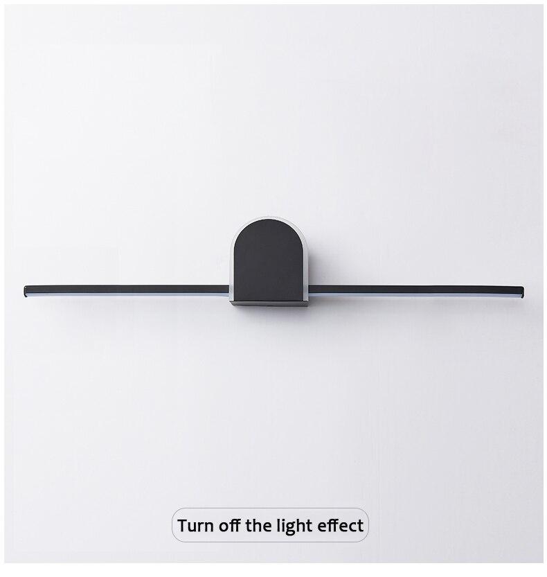 Diodo emissor de luz da parede do