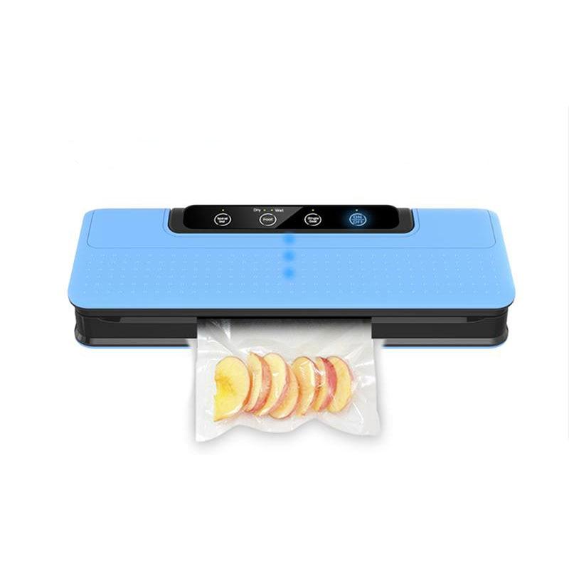 Portable Automatic Household Hand Held Plastic Vacuum Food Sealer Machine Food Vacuum Sealer Add 15pcs Food Bags