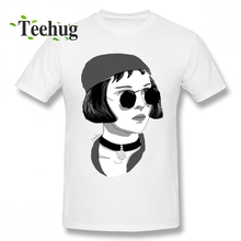 Unisex Mathilda Leon The Professional Movie T shirt For Boy New Arrival Custom 100% Cotton T-Shirt