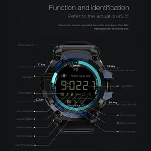 Image 4 - LOKMAT MK16 Smart Watch Men Women Watch EL Luminous Sports BT Smartwatch Activity Fitness Tracker Wristwatch for Android / iOS