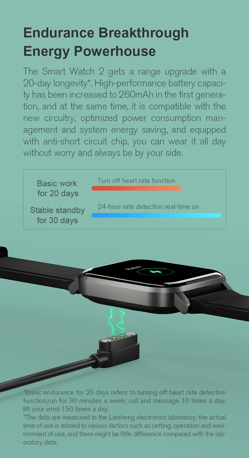 Haylou LS02 Smart Watch 6
