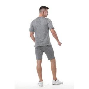 Image 2 - EN388 PE material level 4 cut proof wear slash resistant V T shirt anti cut shirt.