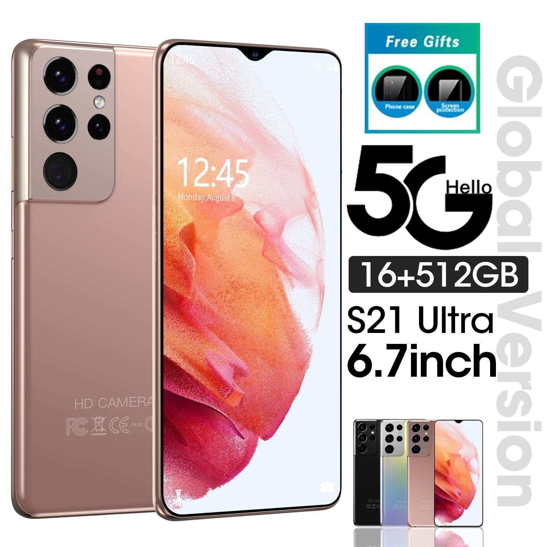 Global Version Galay S21 Ultra 4G/5G 1