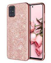 BENTOBEN Samsung A51 Case Glitter Bling Case Shockproof Protection Phone Back Case Cover for Samsung Phone
