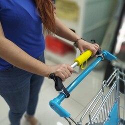 ERATEK бесконтактная Тележка для покупок, инструмент для удержания автобуса, метро, рынка и т. д. для предотвращения передачи бактерий и вирусо...