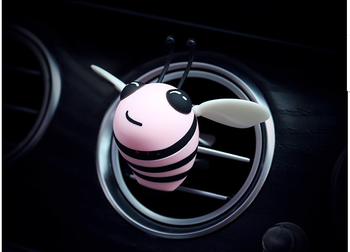 Creative Bees air freshener ventilation outlet interior perfume spray vehicle perfume for Honda FCX Brio 3R-C Skydeck P-NUT image